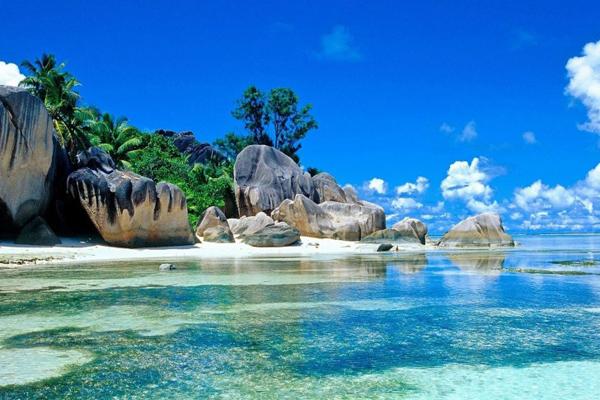 Сейшелските острови