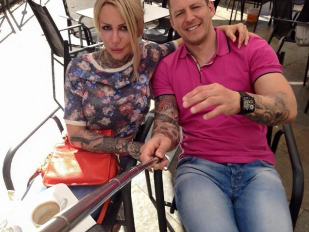 Никита Джонсън и Борислав Борисов