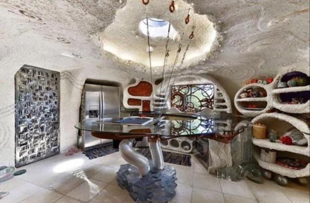 Интересна къща в Калифорния