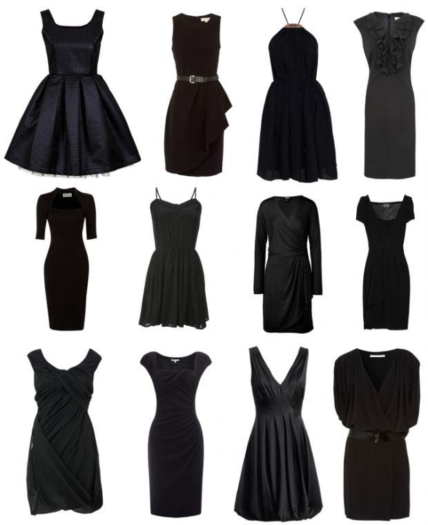 Малки черни рокли