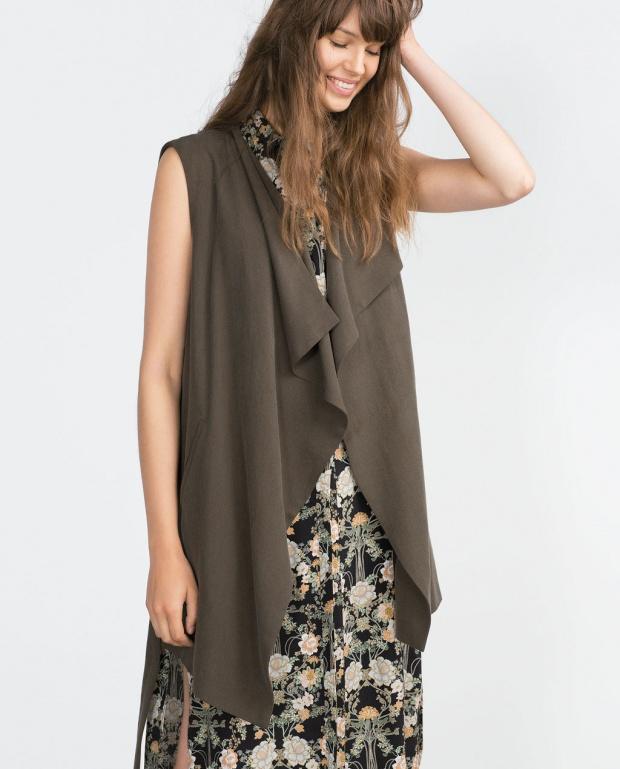 Мода Зара есен/зима 2015
