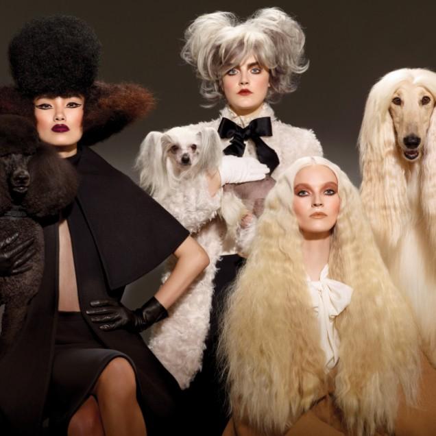 Колекцията Haute Dogs на MAC - есен/зима 2015