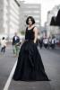 Красива черна рокля
