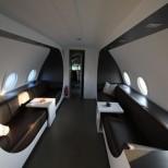 хотел на борда на самолет