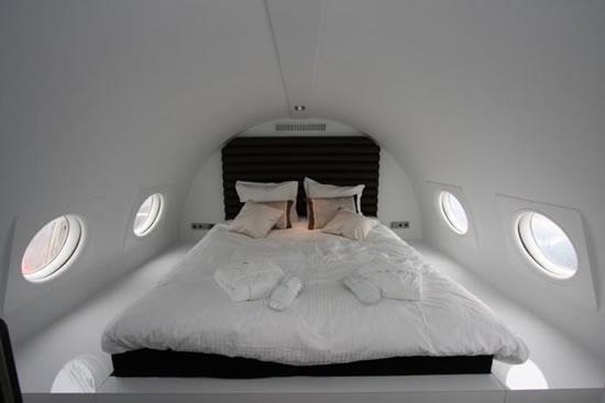Спалня на самолет