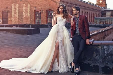 Много секси сватбена рокля за 2016