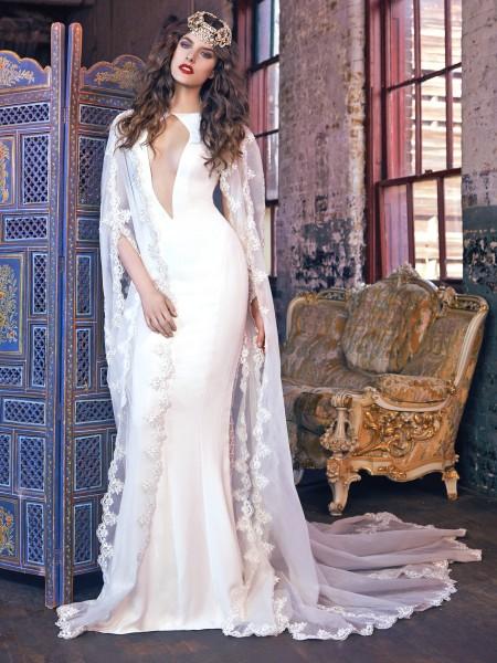 Красива сватбена рокля за лято 2016