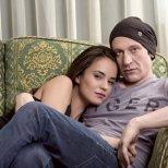 Деян Донков и Радина Кърджилова на дивана