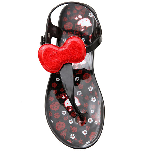 Гумени сандали Hello-Kitty