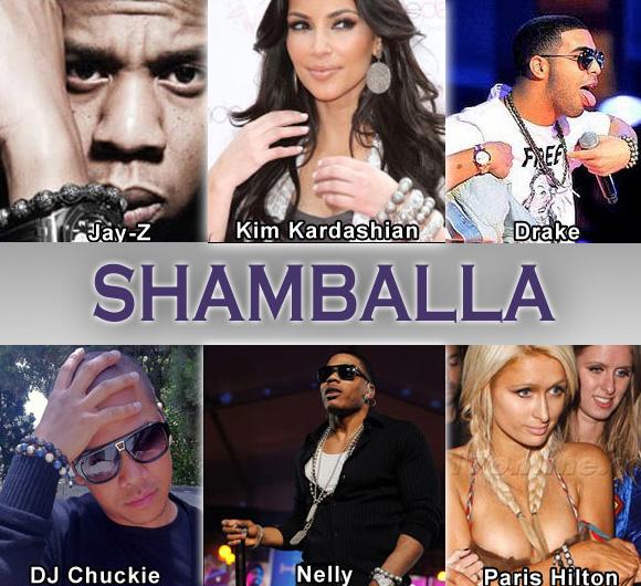 Звездите и Шамбала