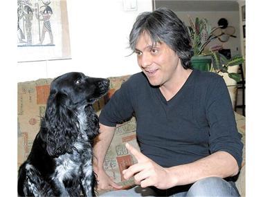 Чочо Попйорданов с куче