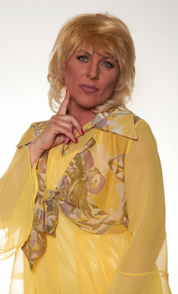 Албена като Камелия Тодорова