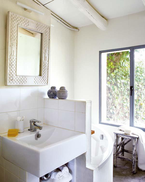 Средиземноморска вила - баня