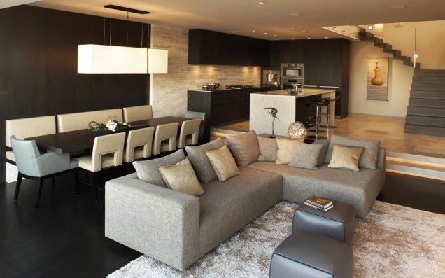 Луксозен апартамент в Калифорния