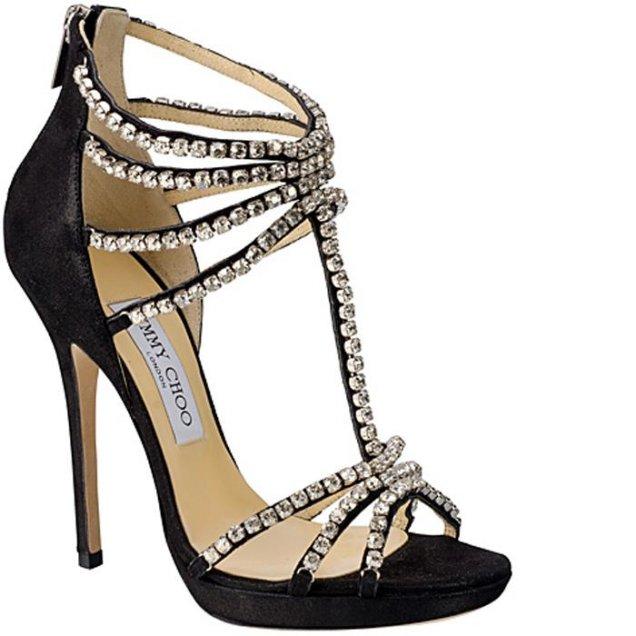 JIMMY CHOO Стилни обувки