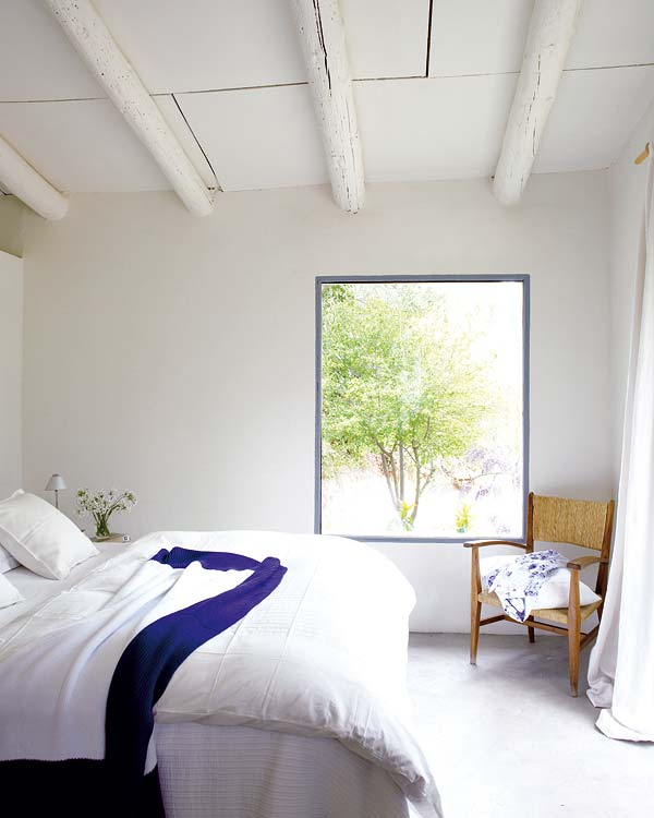 Средиземноморска вила - спалня