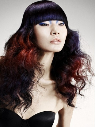 Модерни цветове на косата за 2013