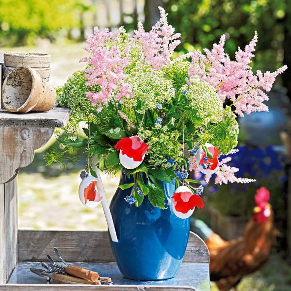 Пролетен букет за Великден