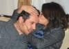 Деян Донков и Радина Кърджилова се целуват