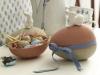 Великденска украса - декоративни яйца за трапезата