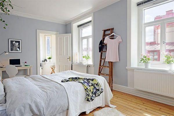 Спалня латекс пастелни цветове 2016