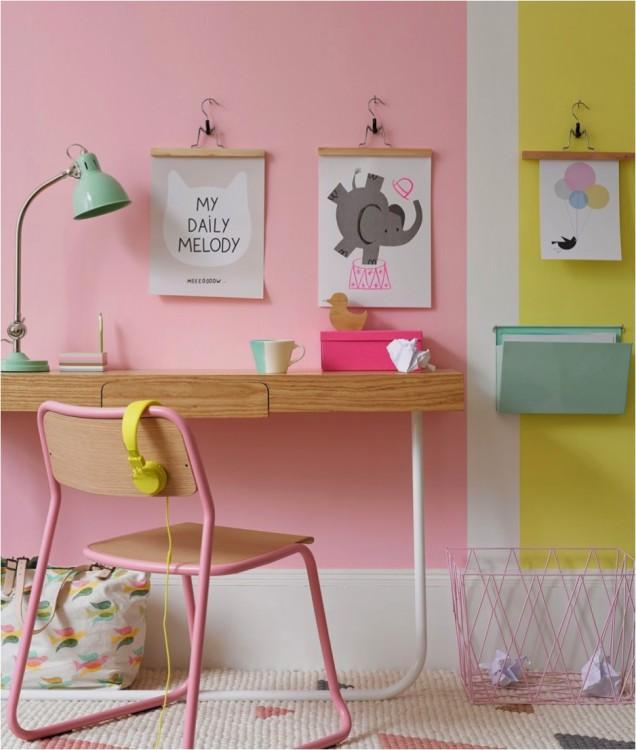 детска стая  пастелен цвят 2016