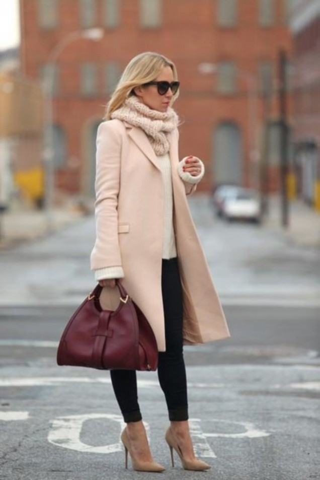 Елегантно палто зима 2016