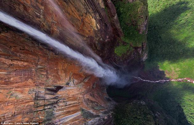 Ангелският водопад