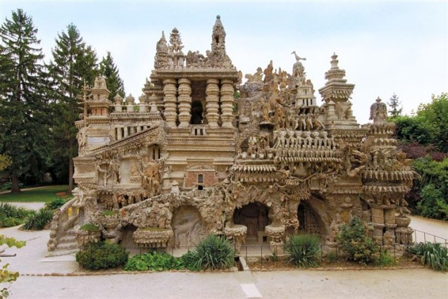 Ferdinand Cheval's Ideal Palace, Франция