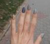 Най-новата хит тенденция в маникюра побърка света- плетки в ноктите. Бихте ли пробвали и вие? (Снимки)
