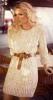 Бъдете атрактивни тази зима с модерните плетени рокли (Галерия)