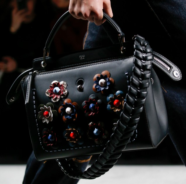 Красива чанта от Фенди за пролет 2016
