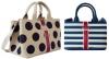 Модерни чанти на точки и райе пролет 2016