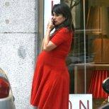 Пенелопе Крус в напреднала бременност