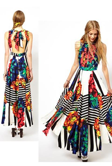 Вечерна рокля