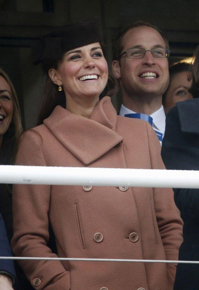 Кейт Мидълтън и принц Уилям снимки