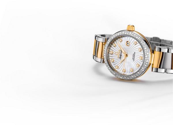 Часовник Omega Ladyamatic