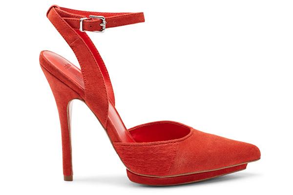 Aldo 2013 Червени обувки