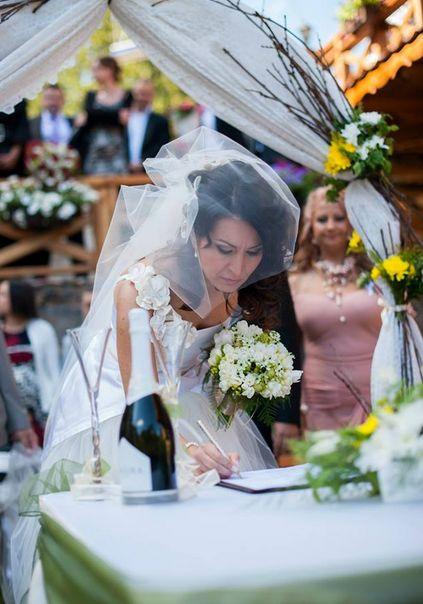Сватбата на Меги