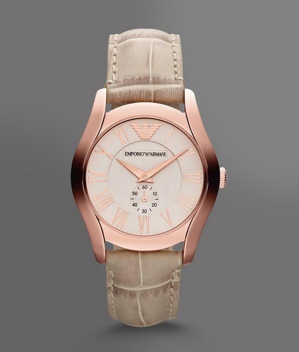 Класически часовник от Emporio Armani