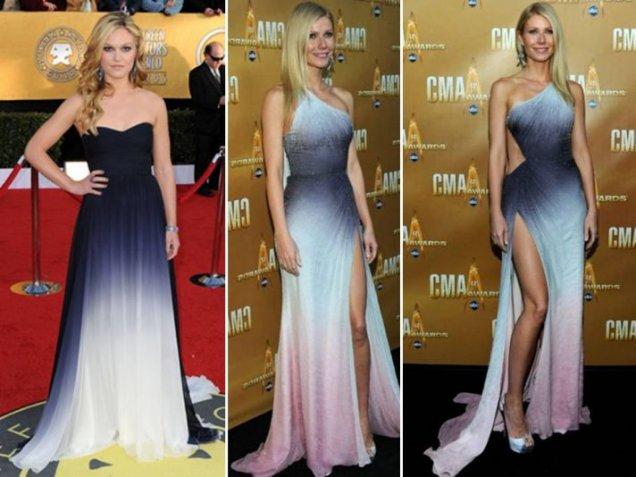 Звезди с Омбре рокли