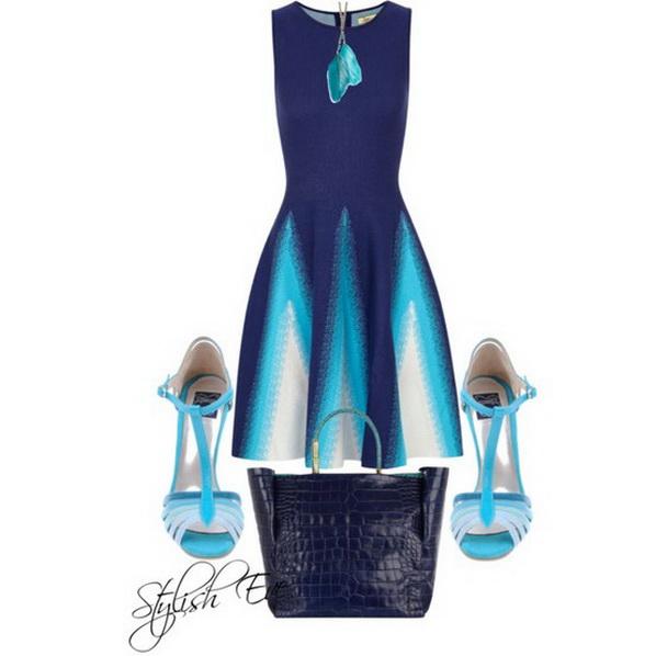 Уникална рокля за лято 2013