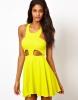 Жълта рокля 2013