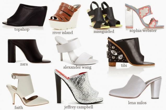 Интересни модели чехли за лято 2016