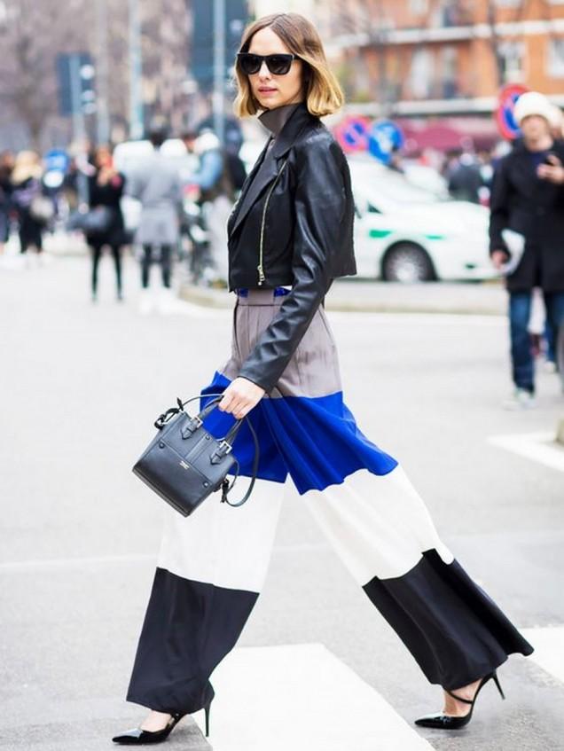 Готин широк панталон пролет 2016