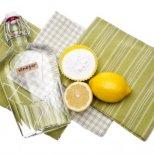 Комбинацията от сода, лимон и оцет почиства почти всякакви нечистотии.