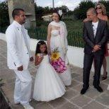 Вихра Ава и Иван на сватба