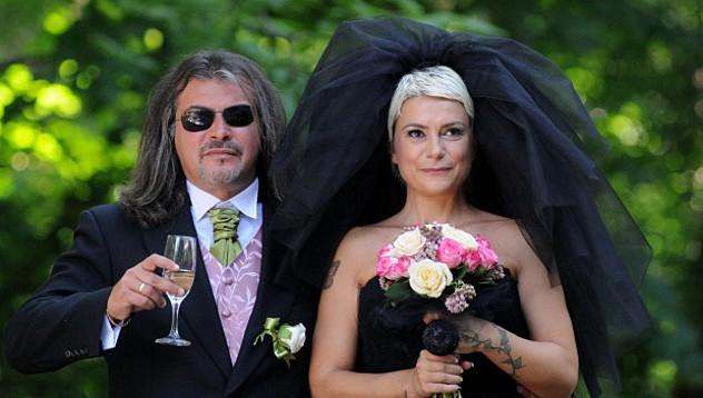 Маги Халвджиян и Кремена сватба