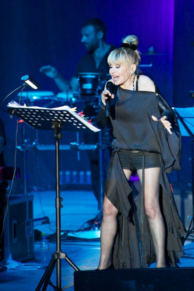 Лили Иванова концерт