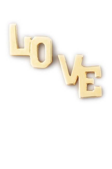 Обеци LOVE
